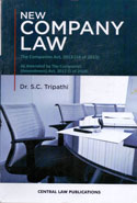 New Company Law (The Companies Act 2013(18 of 2013)