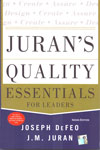 Jurans Quallity Essentials For Leaders