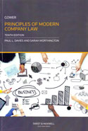 Principles of Modern Company Law