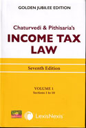 Income Tax Law Vol 1 Sections 1 to 10