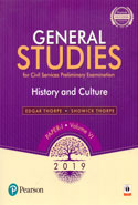 General Studies for Civil Services Preliminary Examination Paper I 2019 In 6 Vols