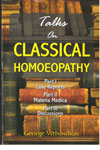 Talks On Classical Homoeopathy