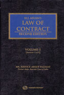 Law of Contract In 2 Vols