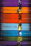 Harry Potter The Complete Collection In Set Of 7 Books