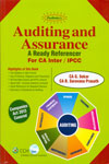 Auditing and Assurance A Ready Referencer For CA Inter IPCC