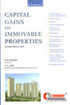 Capital Gains On Immovable Properties