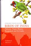 Collins Field Guide Birds OF India Pakistan Nepal Bhutan Bangladesh And Sri Lanka