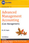Advanced Management Accounting Cost Management