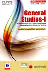 General Studies I For Civil Services Main Examination