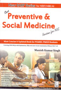 New SARP Series Quick Preventive and Social Medicine Review for NBE
