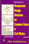 Readymade Design Sketches For Common Items In Civil Work