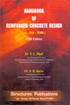 Handbook of Reinforced Concrete Design IS:456-2000