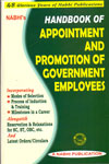 Handbook of Appointment and Promotion of Government Employees