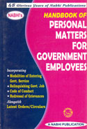 Handbook of Personal Matters for Government Employees