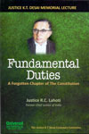 Fundamental Duties A Forgotten Chapter of The Constitution