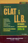 A Guide To CLAT And LLB Entrance Examination 2015-16