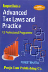 Advanced Tax Laws and Practice CS Professional Programme