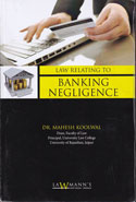 Law Relating to Banking Negligence