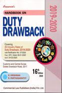 Handbook on Duty Drawback 2019-2020