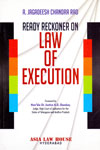 Ready Reckoner on Law of Execution