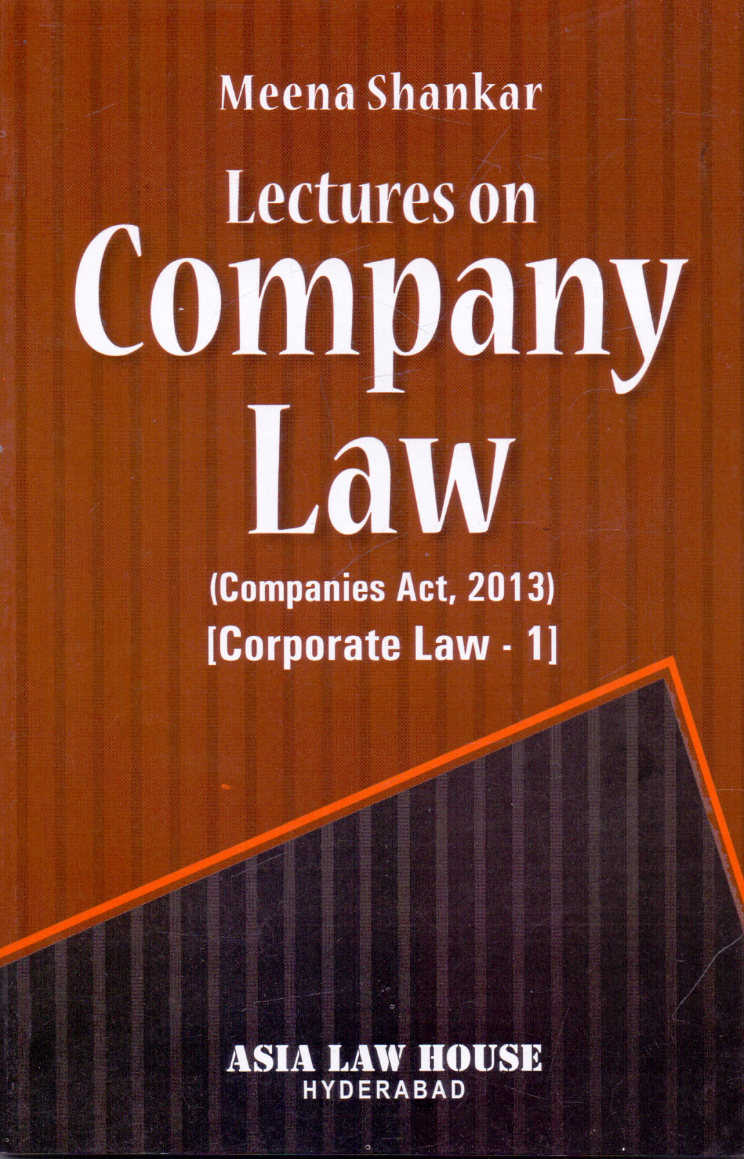 Lectures on Company Law Companies Act 2013