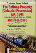 The Railway Property Unlawful Possession Act 1966 and Procedure