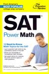 SAT Power Math Pocket Size