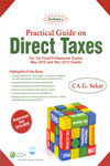 Practical Guide on Direct Taxes for CA Final Professional Exams May 2015 and Nov 2015 Exams