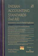 Indian Accounting Standards Ind AS Interpretation Issues and Practical Application In 2 Vols