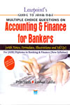 Guide to JAIIB DBF Multiple Choice Questions on Accounting and Finance for Bankers With Notes Formulaes Illustrations and MCQs