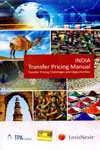 India Transfer Pricing Manual Transfer Pricing Challenges and Opportunities
