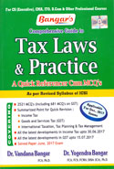 Comprehensive Guide to Tax Laws and Practice a Quick Referencer Cum MCQs