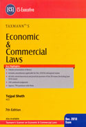 Economic and Commercial Laws for CS Executive