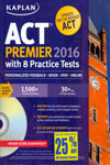 Act Premier 2016 With 8 Practice Tests