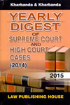 Yearly Digest of Supreme Court and High Court Cases 2014