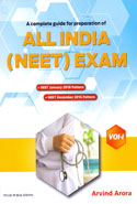 A Guide for Preparation of All India NEET Exam 2016-17 Vol 1