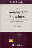 Guide to Company Law Procedures In 4 Vols