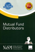 Mutual Fund Distributors For NISM Certification Examination Work Book V-A