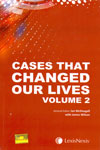 Cases That Changed Our Lives Volume 2