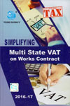 Simplifying Multi State VAT on Works Contract 2016-17
