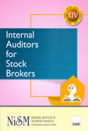 Internal Auditors for Stock Brokers for NISM Certification Examination Work Book XIV