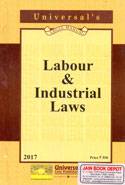 Labour and Industrial Laws Pocket Size