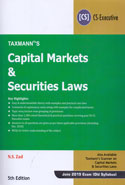 Capital Markets and Securities Laws for CS Executive June 2019 Exam Old Syllabus