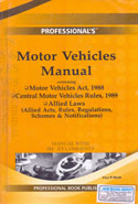 Motor Vehicles Manual