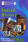Indian History 2016