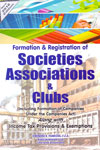 Formation and Registration of Societies Associations and Clubs
