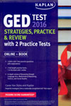 GED Test 2016 Strategies Practice and Review With 2 Practice Tests