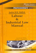 Labour and Industrial Law Manual Pocket Size