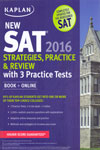 New SAT Strategies Practice and Review With 3 Practice Tests 2016
