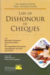 Law of Dishonour of Cheques